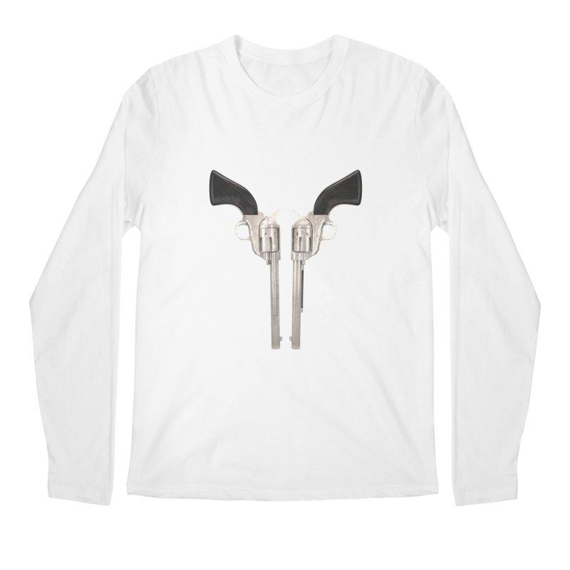 Sixshooter Men's Longsleeve T-Shirt by Me&My3D