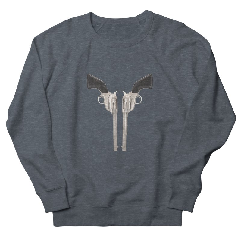 Sixshooter Men's French Terry Sweatshirt by Me&My3D