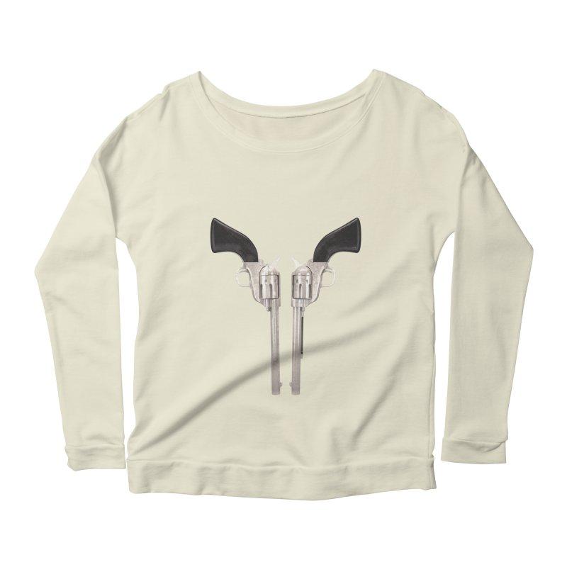 Sixshooter Women's Scoop Neck Longsleeve T-Shirt by Me&My3D
