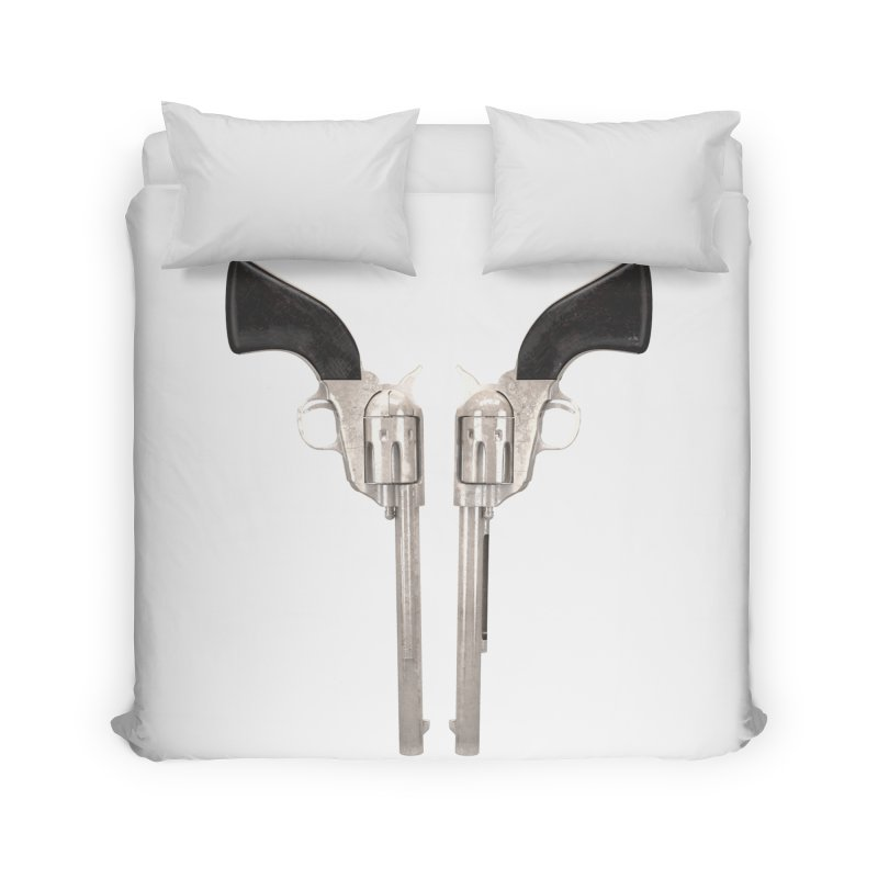 Sixshooter Home Duvet by Me&My3D