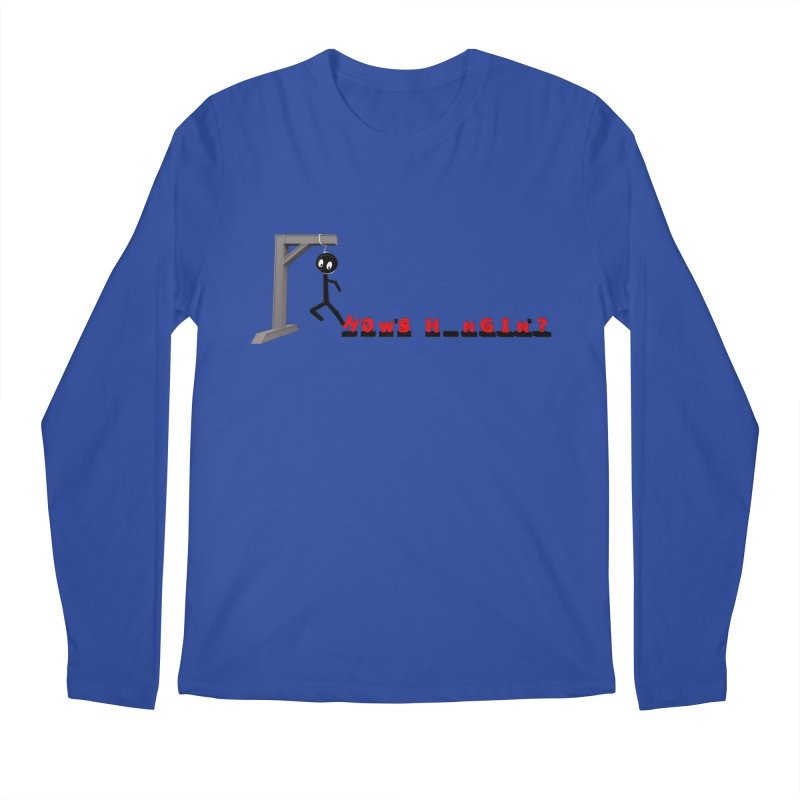 Hanger_Games Men's Longsleeve T-Shirt by Me&My3D