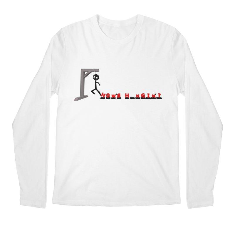 Hanger_Games Men's Regular Longsleeve T-Shirt by Me&My3D