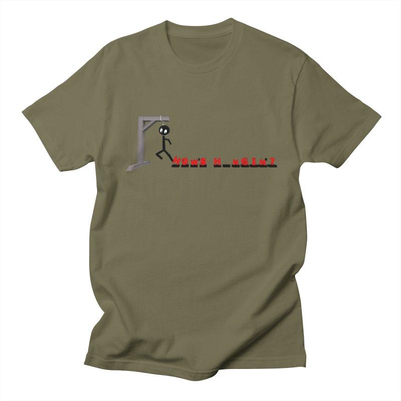Hanger_Games Men's Regular T-Shirt by Me&My3D