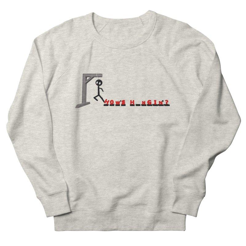 Hanger_Games Men's Sweatshirt by Me&My3D