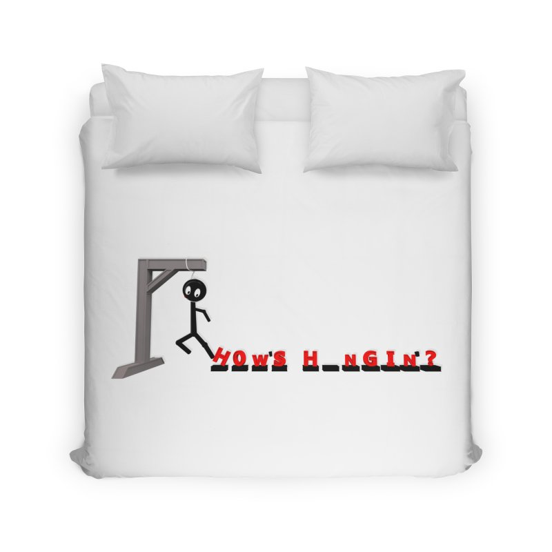Hanger_Games Home Duvet by Me&My3D
