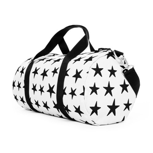 image for Star Pattern White