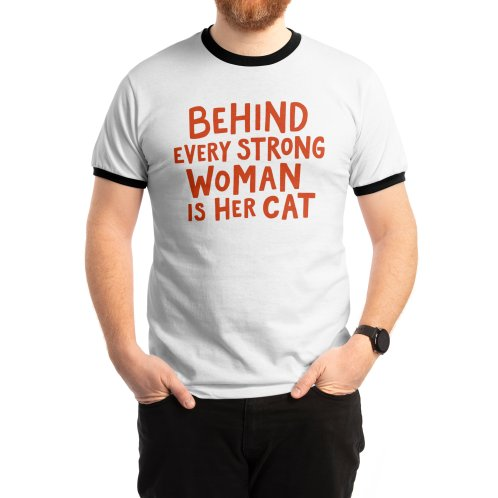 image for Behind Every Strong Woman