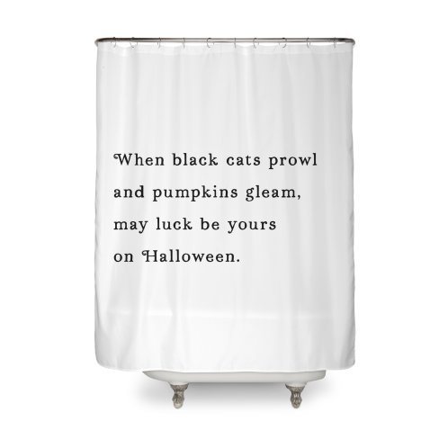 image for May Luck Be Yours On Halloween