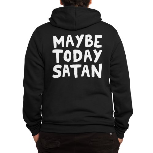 image for Maybe Today Satan