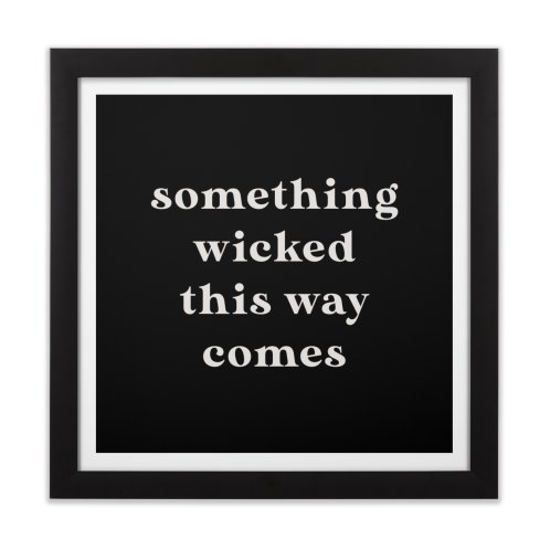 image for Something Wicked