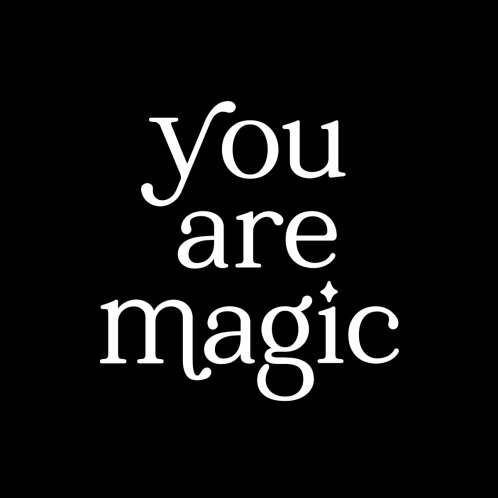 Design for You Are Magic