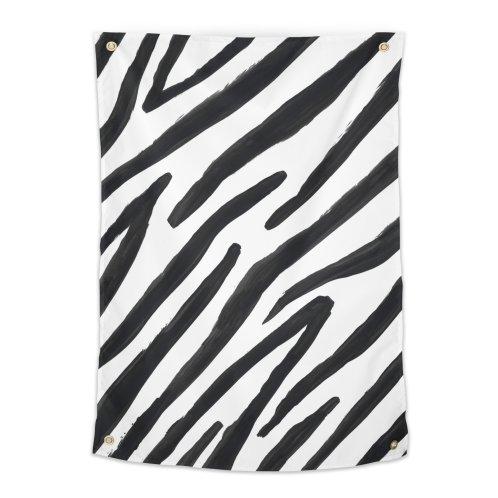 image for Ink Zebra Stripes