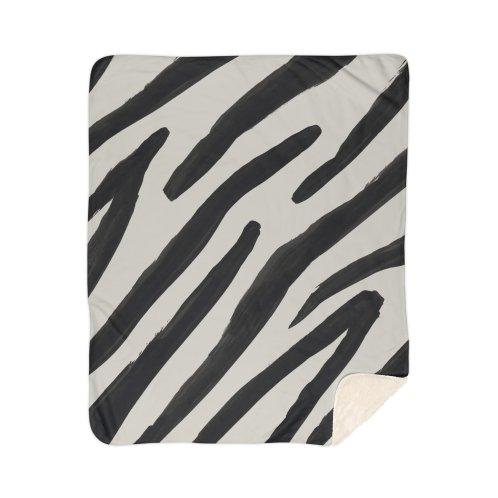 image for Ink Zebra Stripes Beige