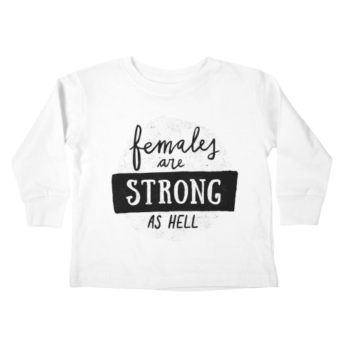 image for Females Are Strong As Hell