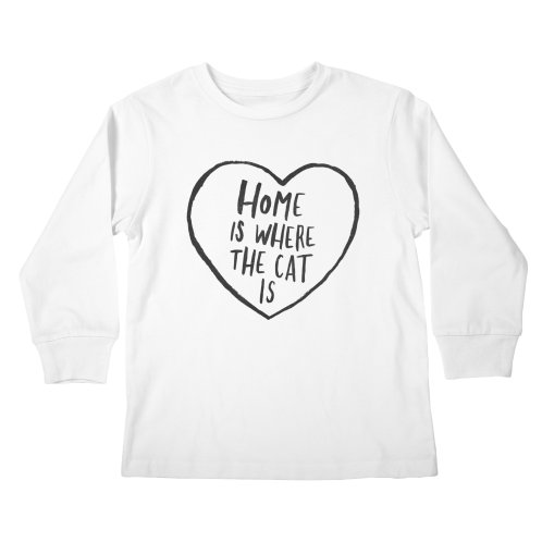 image for Home Is Where The Cat Is