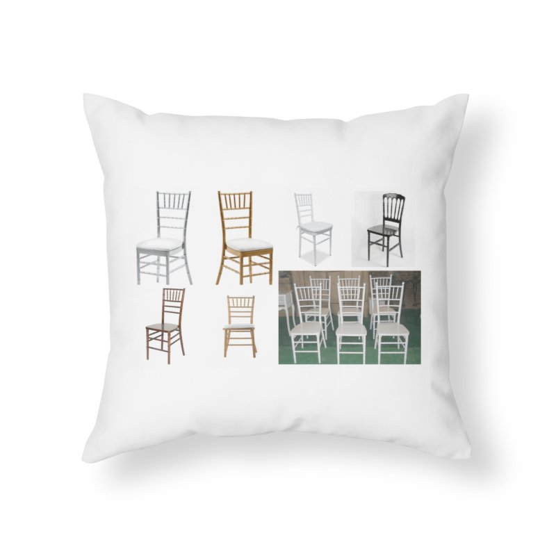 Kursi Tiffany Jepara Home Throw Pillow by mebeljepara's Artist Shop