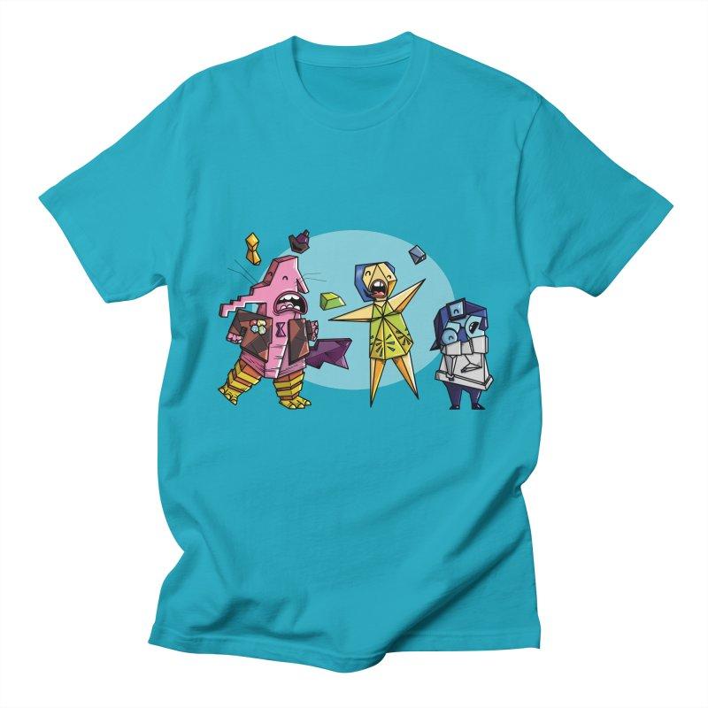 Abstract Thought Men's Regular T-Shirt by mebzart's Artist Shop