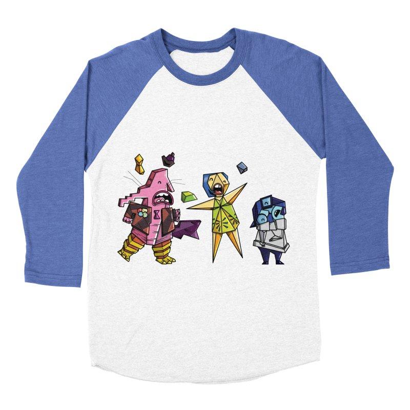 Abstract Thought Women's Baseball Triblend Longsleeve T-Shirt by mebzart's Artist Shop