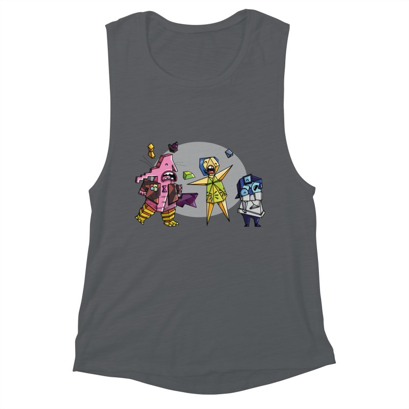 Abstract Thought Women's Tank by mebzart's Artist Shop