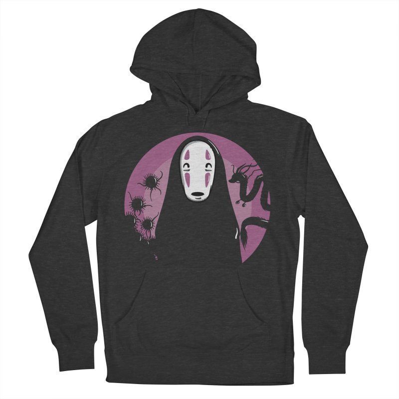No-Face Men's Pullover Hoody by mebzart's Artist Shop
