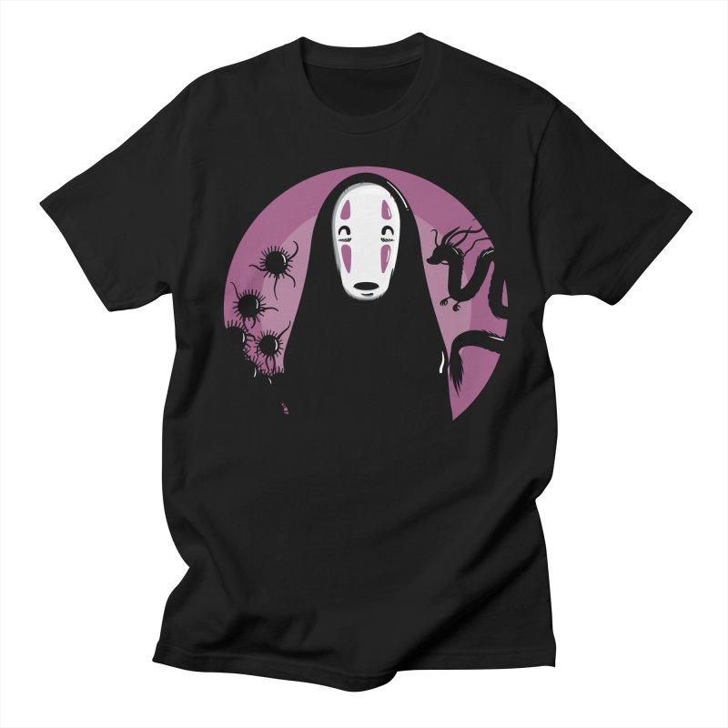 No-Face Men's T-Shirt by mebzart's Artist Shop