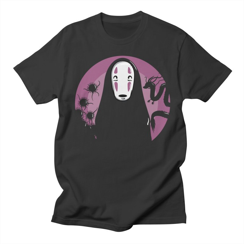 No-Face Men's T-Shirt by mebzart's Artist Shop