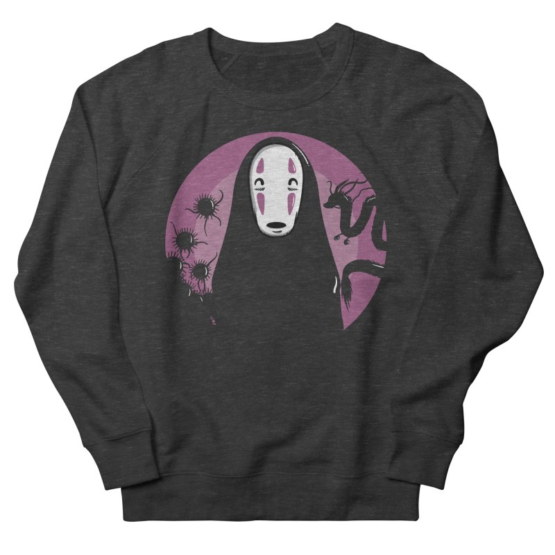 No-Face Women's Sweatshirt by mebzart's Artist Shop