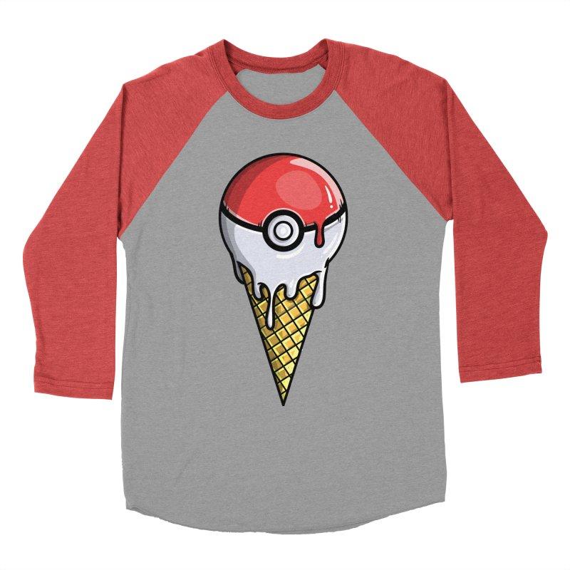 Gotta Lick 'Em All Men's Longsleeve T-Shirt by mebzart's Artist Shop