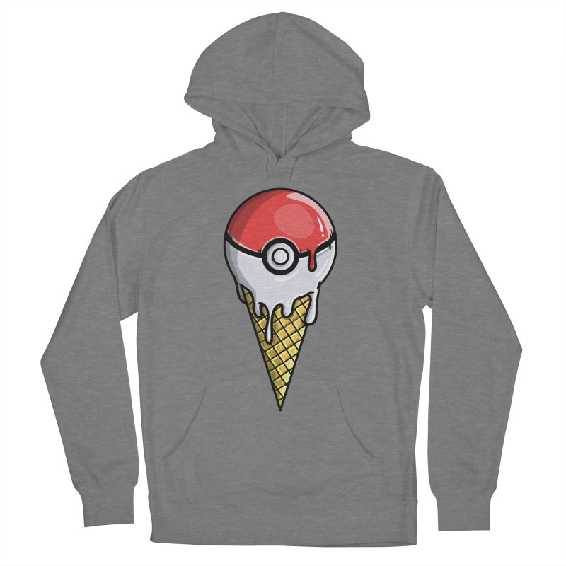 Gotta Lick 'Em All Women's Pullover Hoody by mebzart's Artist Shop
