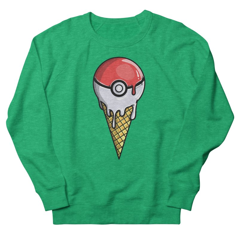 Gotta Lick 'Em All Women's Sweatshirt by mebzart's Artist Shop