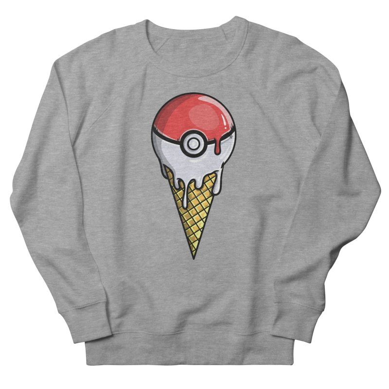 Gotta Lick 'Em All Women's French Terry Sweatshirt by mebzart's Artist Shop