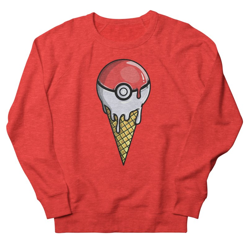 Gotta Lick 'Em All Men's Sweatshirt by mebzart's Artist Shop