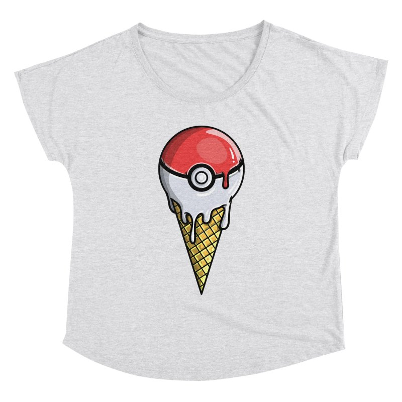 Gotta Lick 'Em All Women's Dolman Scoop Neck by mebzart's Artist Shop