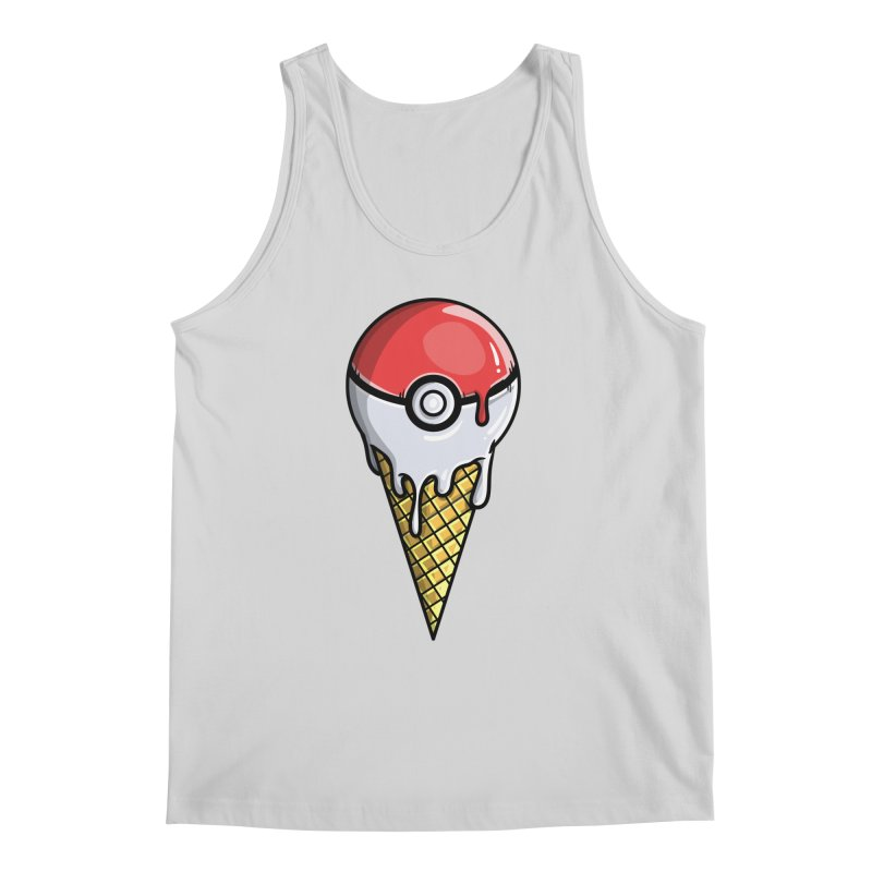 Gotta Lick 'Em All Men's Regular Tank by mebzart's Artist Shop
