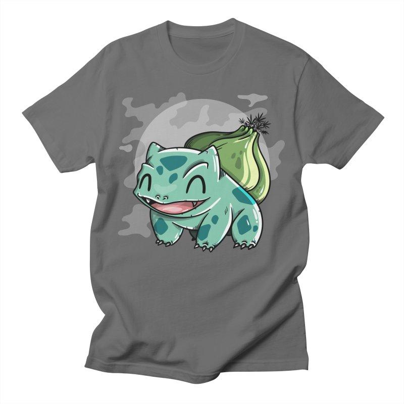 Bulbasaur Men's T-Shirt by mebzart's Artist Shop
