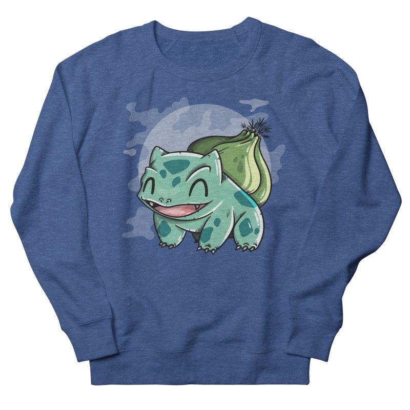 Bulbasaur Women's Sweatshirt by mebzart's Artist Shop