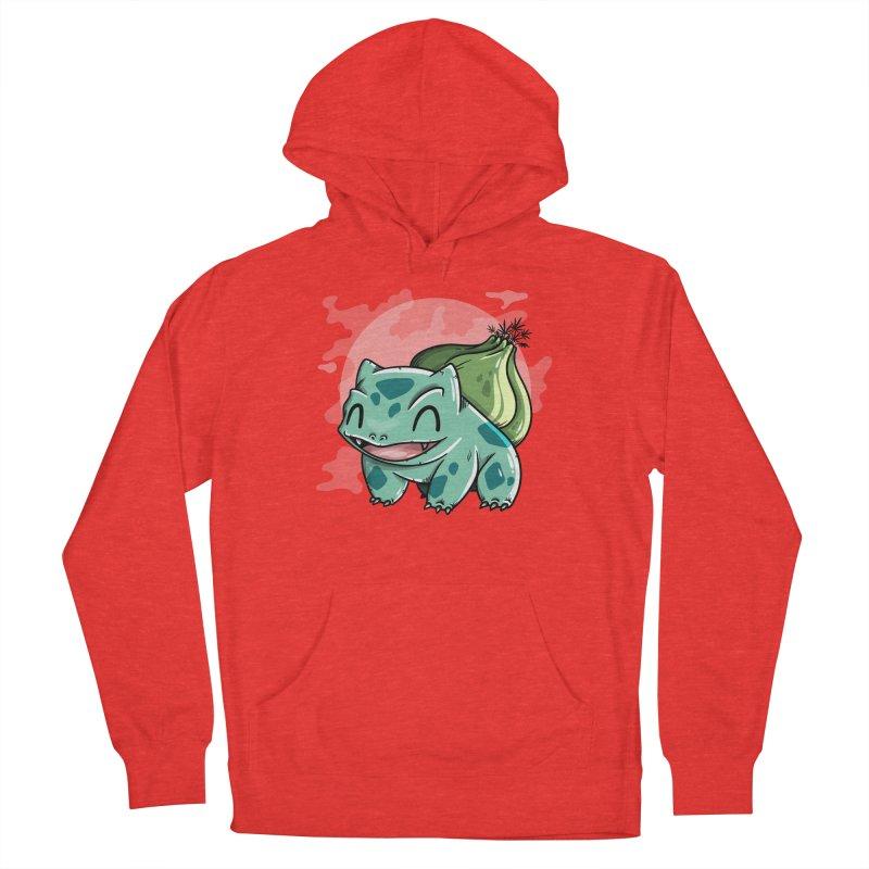 Bulbasaur Women's Pullover Hoody by mebzart's Artist Shop