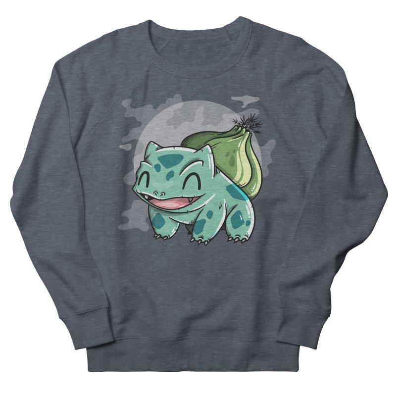Bulbasaur Men's Sweatshirt by mebzart's Artist Shop