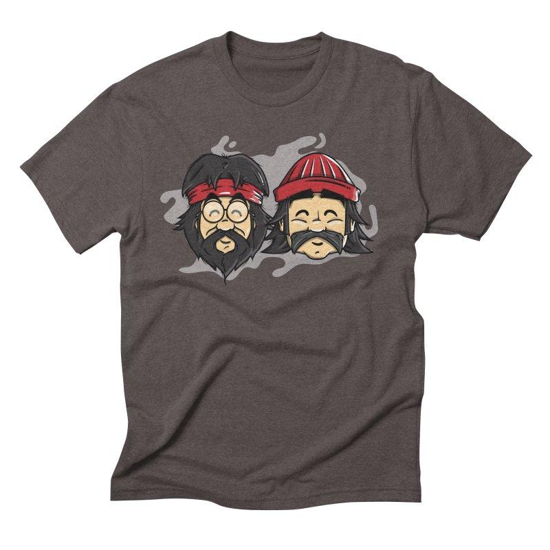 Cheech & Chong Men's T-Shirt by mebzart's Artist Shop