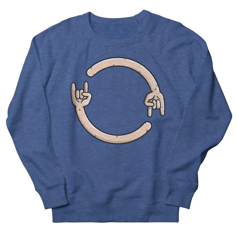 Loading Rock... Men's Sweatshirt by mebzart's Artist Shop