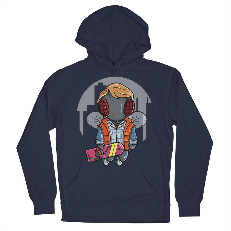 Marty McFly Men's Pullover Hoody by mebzart's Artist Shop