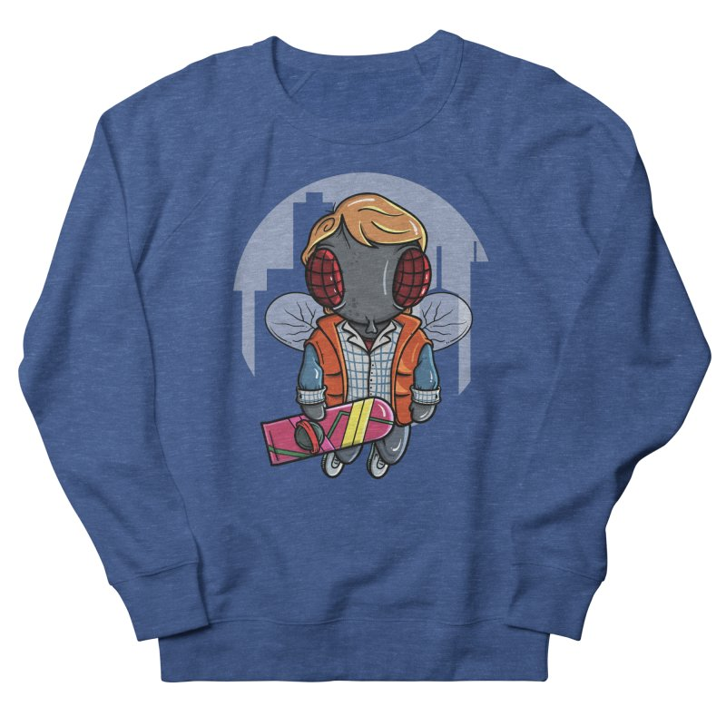Marty McFly Women's Sweatshirt by mebzart's Artist Shop