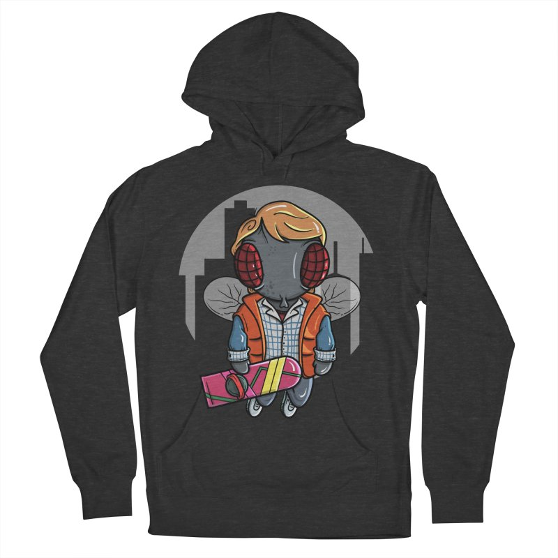 Marty McFly Women's Pullover Hoody by mebzart's Artist Shop