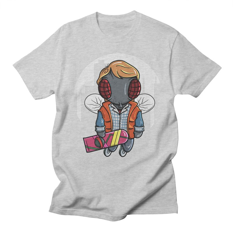 Marty McFly Men's T-Shirt by mebzart's Artist Shop