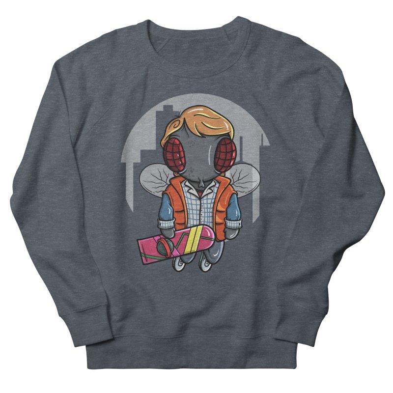Marty McFly Women's Sweatshirt by mebzart's Artist Shop