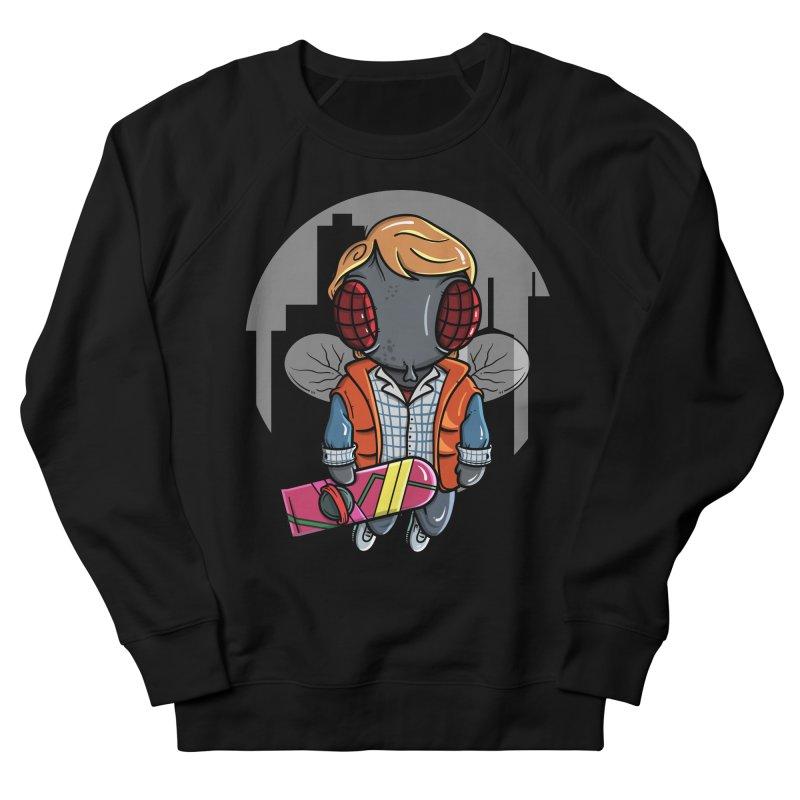 Marty McFly Men's Sweatshirt by mebzart's Artist Shop