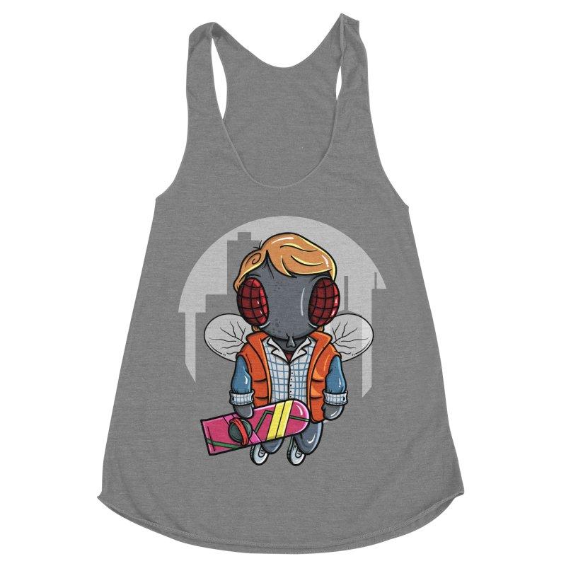 Marty McFly Women's Tank by mebzart's Artist Shop