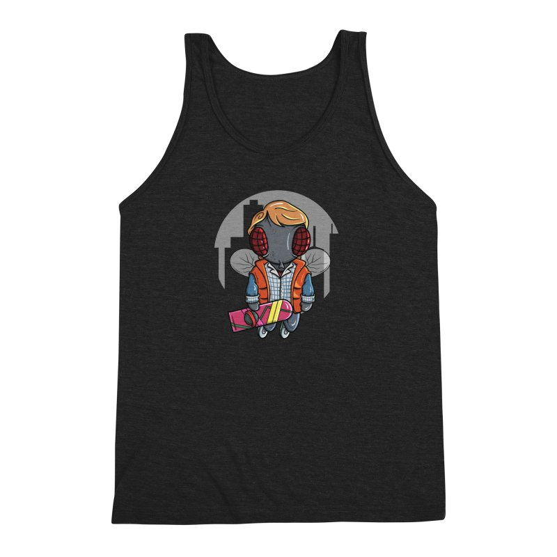 Marty McFly Men's Tank by mebzart's Artist Shop