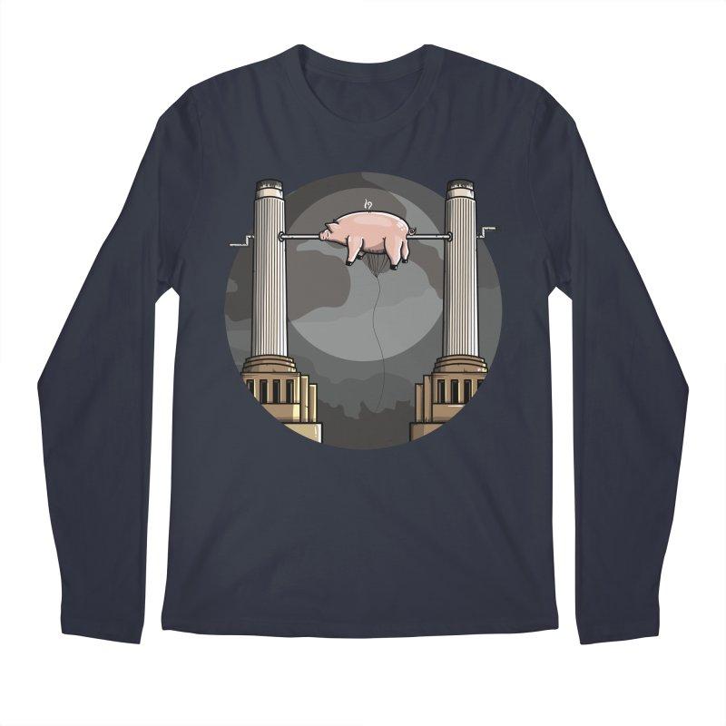Animals Men's Longsleeve T-Shirt by mebzart's Artist Shop