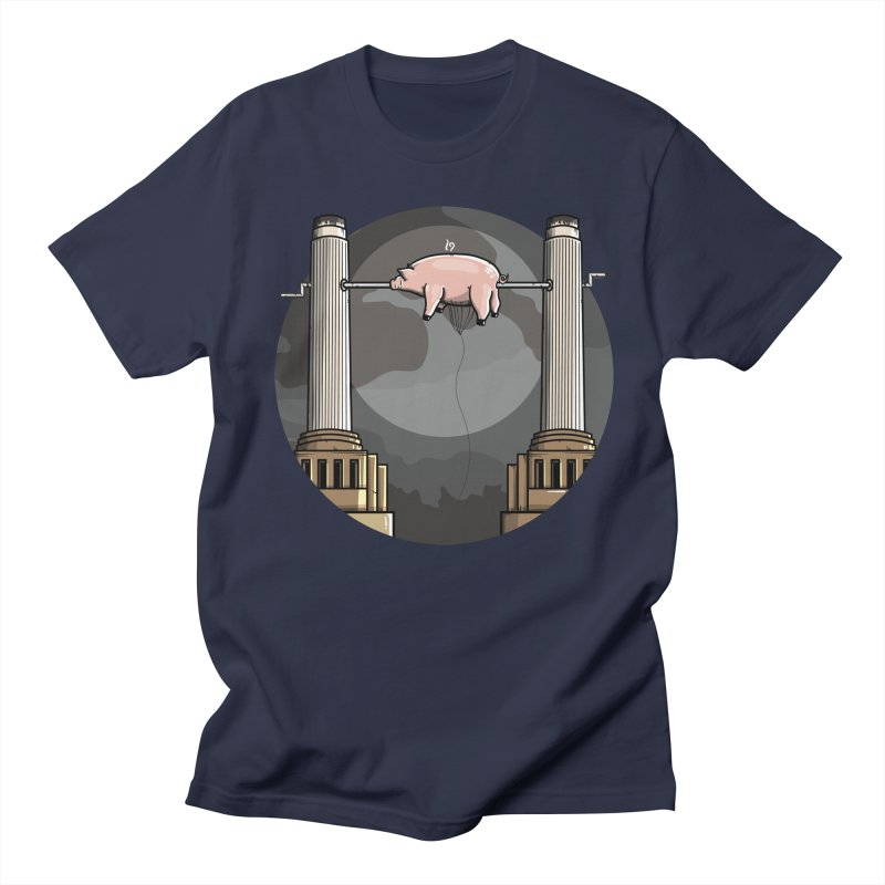 Animals Men's Regular T-Shirt by mebzart's Artist Shop